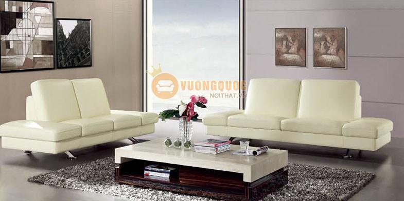 Mẫu sofa phòng khách cao cấp phong cách hiện đại