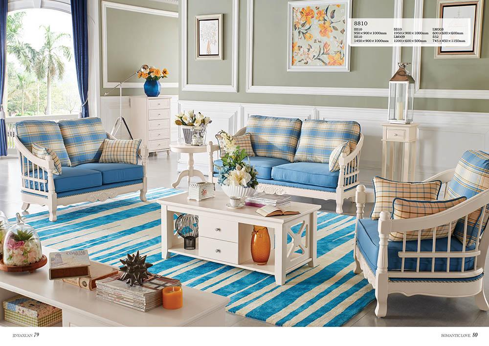 Sofa gỗ kiểu dáng trẻ trung