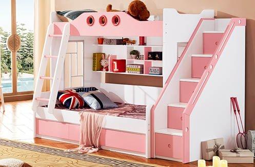 Tham khảo 10 mẫu giường tầng hiện đại HOT nhất hiện nay