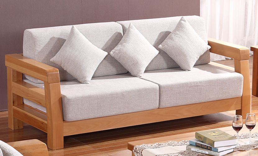 Kích thước ghế sofa văng gỗ