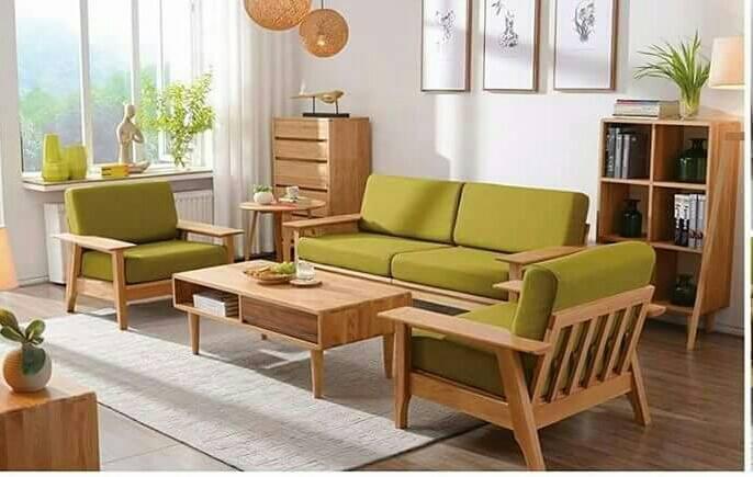 Một số lưu ý khi chọn sofa gỗ cho gia đình sử dụng